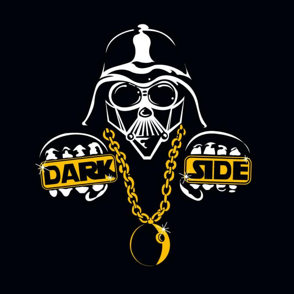 the dark side ipad wallpaper
