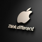 Think Different iPad Wallpaper