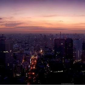 Tokyo iPad Wallpaper