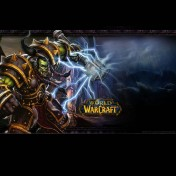 World of Warcraft iPad Wallpaper