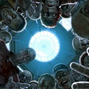Zombie Attack iPad Wallpaper