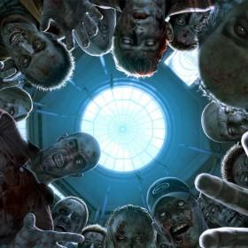 Zombie Attack iPad Wallpaper